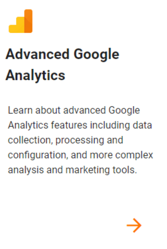 Advanced Google Analytics ALL DIGI SEO