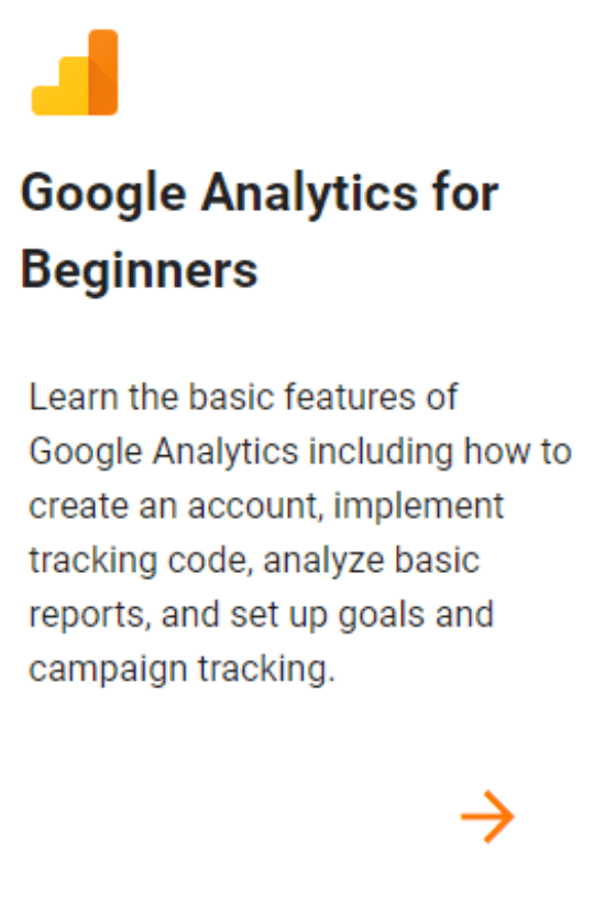 Google Analytics for Beginners All Digi SEO